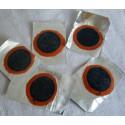 Rustines pour vélos, Zéfal, en vrac - 25 mm