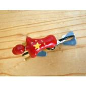 Figurine cycliste : maillot chinois