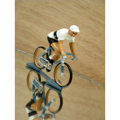 Figurine cycliste : maillot Sud-Ouest