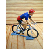 Figurine cycliste : ville de Paris