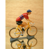 Figurine cycliste : Ile de France