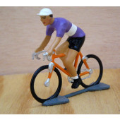 Figurine cycliste : maillot Sud-Est