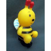 Poet poet, klaxon de vélo, abeille