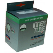 Chambre à air Mitas - 28/29x 1.50-2.10 Pouces - Valve Presta 47 mm - auto-obturante avec gel anti-crevaison - ETRTO 40/54-622 - A07SFFV47