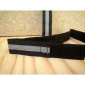 Brassard ou bandes reflex noires