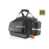 Sacoche arrière Ibera (touring bag,BA21, 17l.), fixation sur plate forme Ibera
