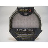 Kit transmission Arsium-X dérailleur noir-or