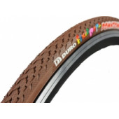 700x24C Duro FIXIE POPS marron tringle souple - ETRTO 24-622