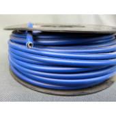 Gaine de frein vintage, bleue, 5mm: vendue au mètre