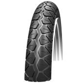2 3/4 - 17 - 21x2.75 Schwalbe HS241 pneu cyclomoteur renforcé noir