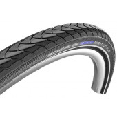 20x1.35 Schwalbe MARATHON PLUS HS440 SmartGuard Tringle Rigide - ETRTO 35-406