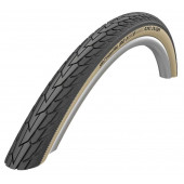 26X1.75 Schwalbe ROAD CRUISER Flanc beige tringle rigide - ETRTO 47-559