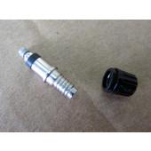 Mécanisme de valve Dunlop avec bouchon de valve