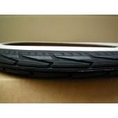400x35A Michelin CITY J noir/blanc - ETRTO 37-340