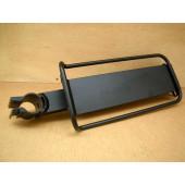 Porte Bagage plate-forme, fixation sur tube de selle