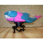 Poet poet klaxon requin