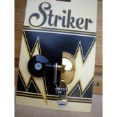 Sonnette de potence Mirrycle Striker, dorée