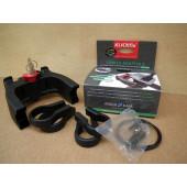 Support de guidon klickfix pour vélo électrique, fixation sécurisée