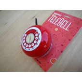 Sonnette Mirrycle Telebell red