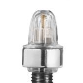Bouchon de valve Presta magnétique - Remplace l'aimant du compteur